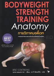 กายวิภาคบอดี้เวท การออกกำลังกายแบบฝึกกล้ามเนื้อด้วยน้ำหนักตัว