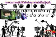 กระบวนการผลิตวีดิทัศน์และเทคโนโลยีในปัจจุบัน